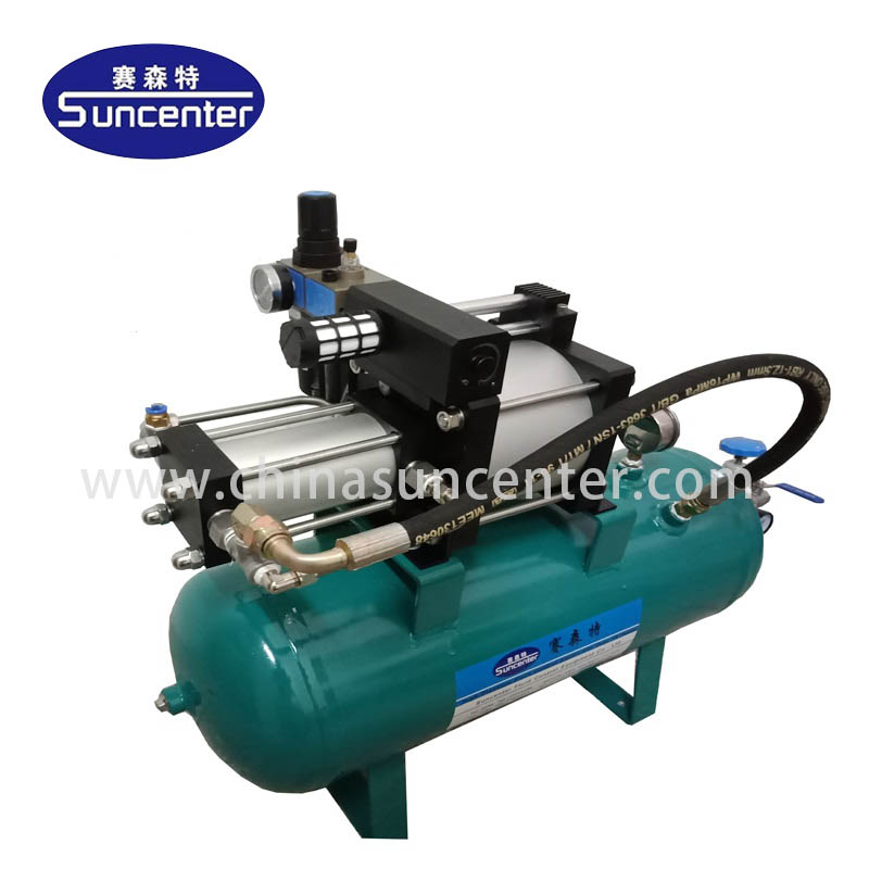 application-Suncenter widely-used air booster pump type for safety valve calibration-Suncenter-img-1