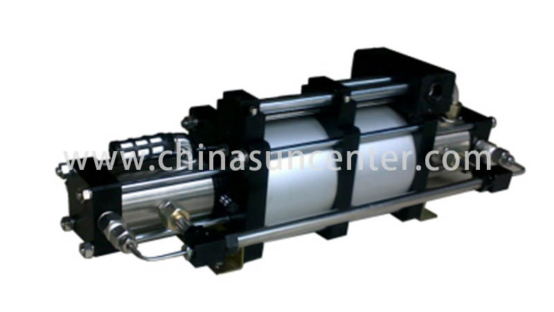 Suncenter series oxygen pumps type for safety valve calibration-4