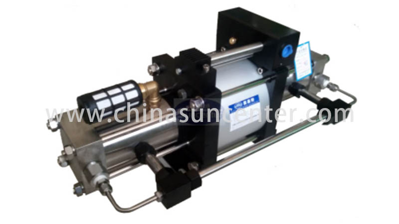 Suncenter series oxygen pumps type for safety valve calibration-5