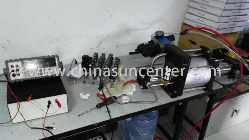 Suncenter nitrogen pump booster marketing for safety valve calibration-10