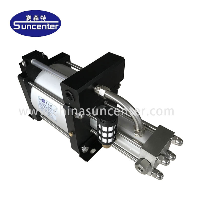 Suncenter-Gas booster DGA60 model
