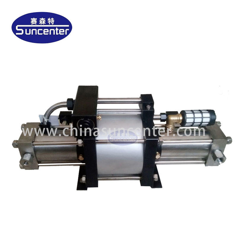 DGD series nitrogen booster pump