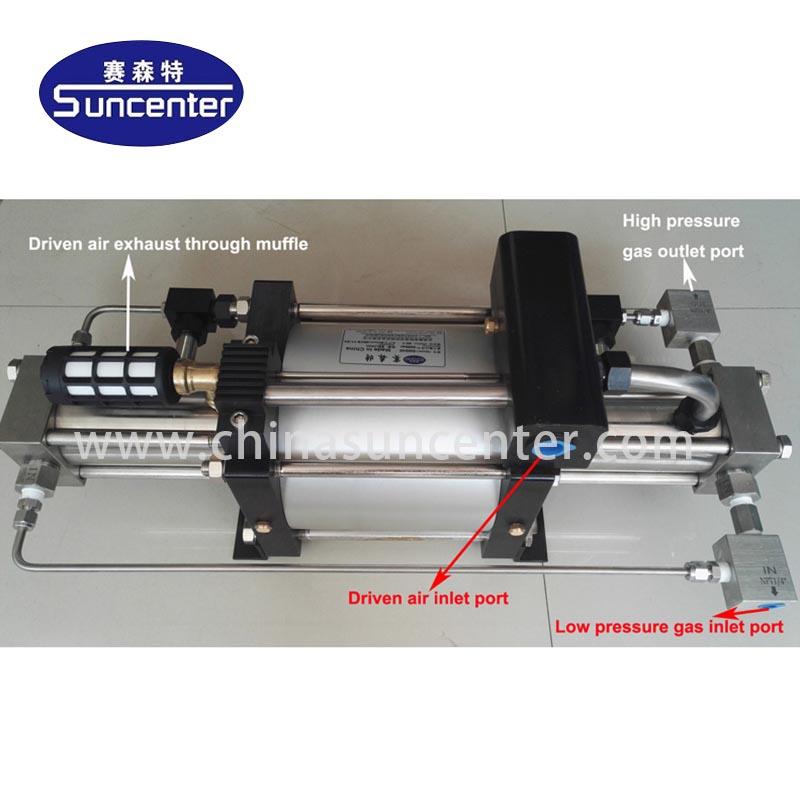 Suncenter-Manufacturer Of Gas Pressure Booster Pump Dgd Series Nitrogen Booster Pump
