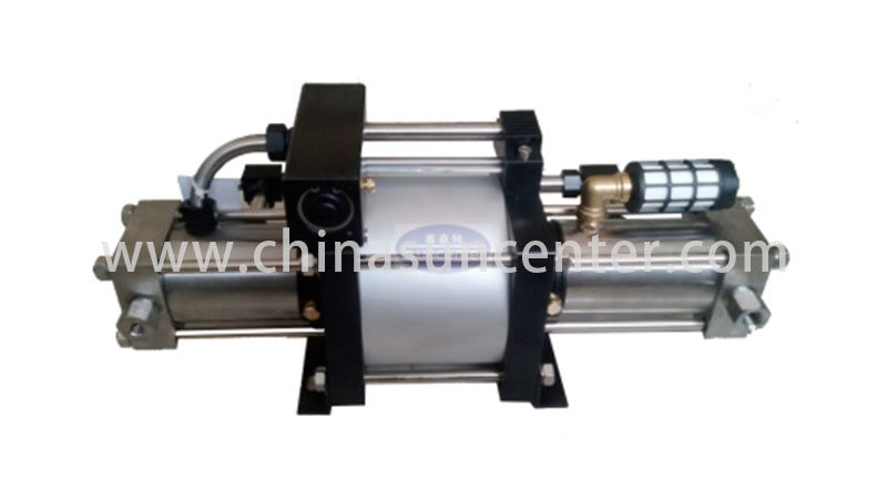 Suncenter model gas booster in china for pressurization-2