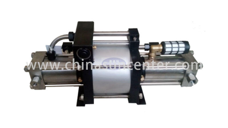 Suncenter portable gas booster for-sale for pressurization