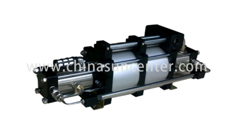 Suncenter model gas booster in china for pressurization-3
