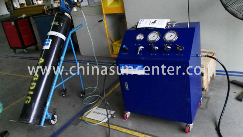 Suncenter model gas booster in china for pressurization-8