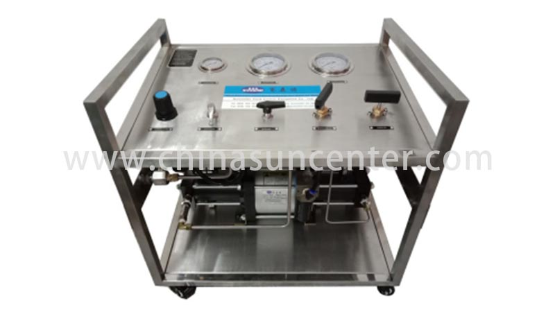 Suncenter liquid nitrogen pump experts for safety valve calibration-6