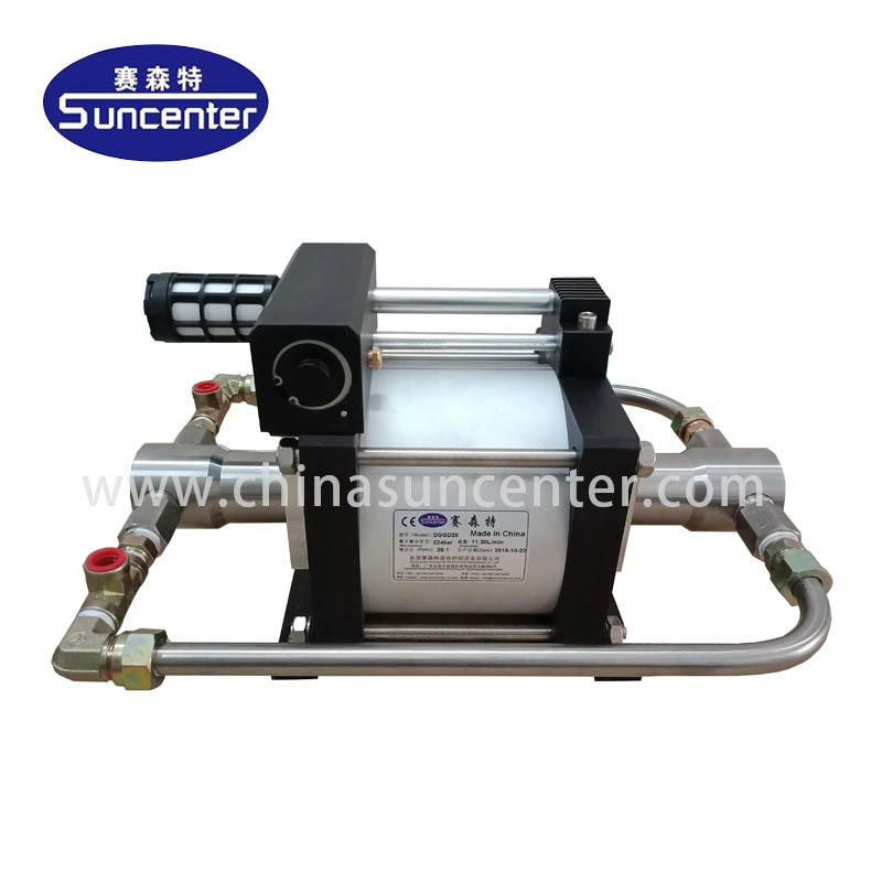 Liquid CO2 pump for Supercritical extraction
