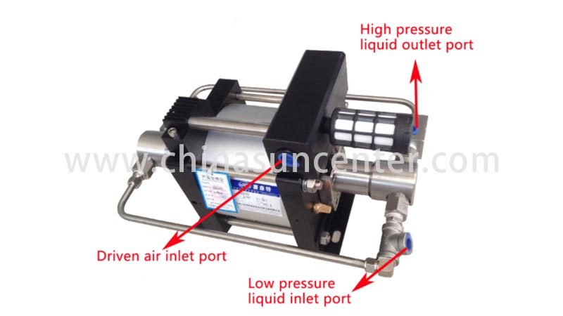 stable co2 pump booster effectively for pressurization-3