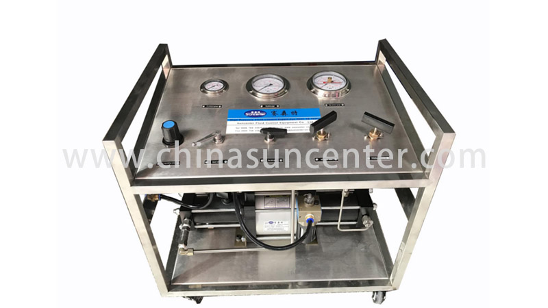 Suncenter model refrigerant pump export for refrigeration industry-2