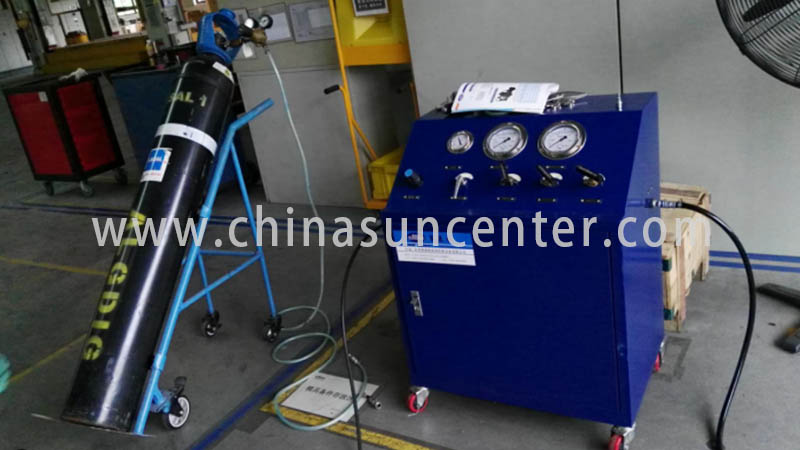 Suncenter stable hydraulic test bench factory price for safety valve calibration-6