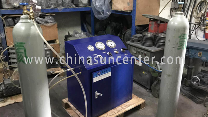 Suncenter stable hydraulic test bench factory price for safety valve calibration-7