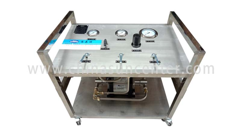 Suncenter automatic automatic filling machine from manufacturer for fire extinguisher-2