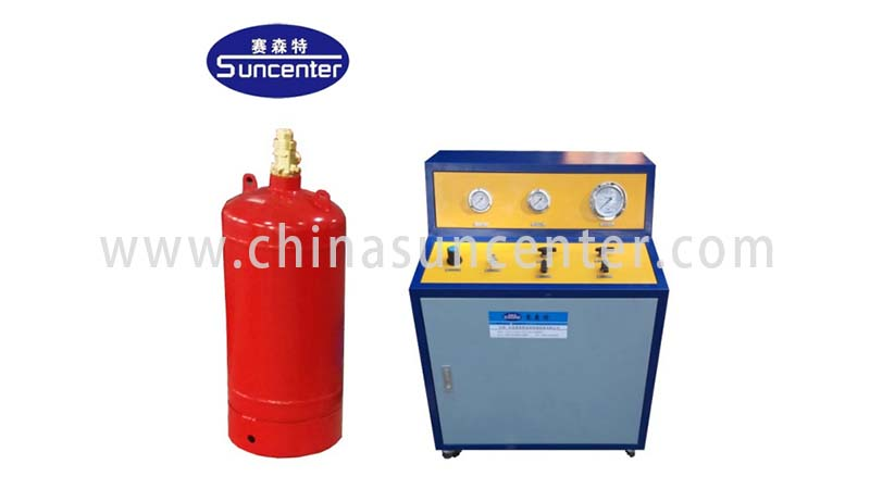 Suncenter automatic automatic filling machine from manufacturer for fire extinguisher-3