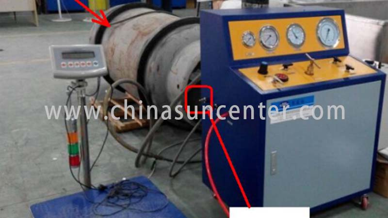Suncenter automatic automatic filling machine from manufacturer for fire extinguisher-5