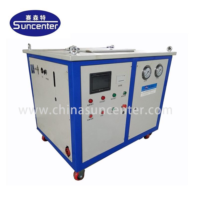 Suncenter-hydraulic tube expander | Tube Expanding Machine | Suncenter