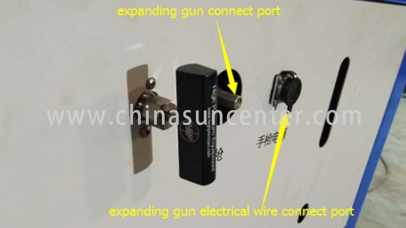 Suncenter hydraulic tube expander types for air conditioning pipe-6