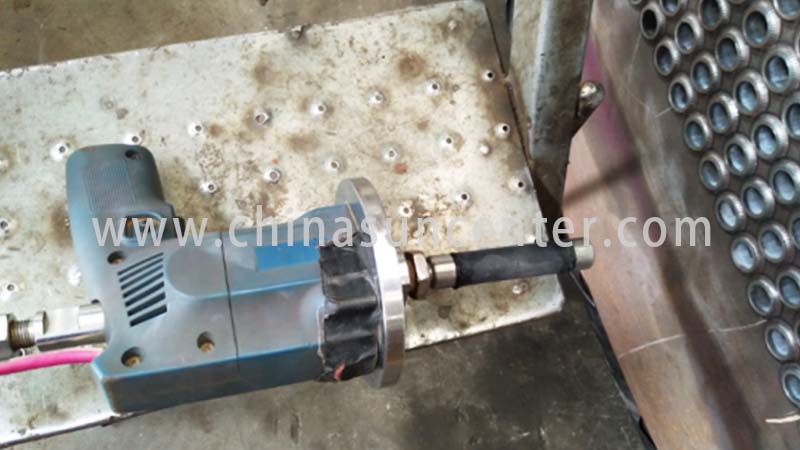 Suncenter hydraulic hydraulic press machine price manufacturer for air conditioning pipe-8