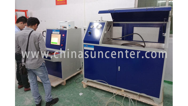 Suncenter long life hydraulic pressure tester brake for pressure test