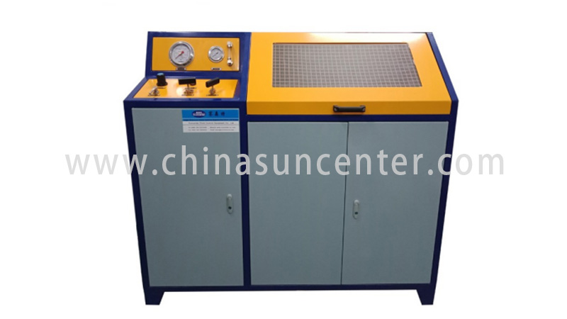 Suncenter competetive price hydrotest pressure application for flat pressure strength test-1