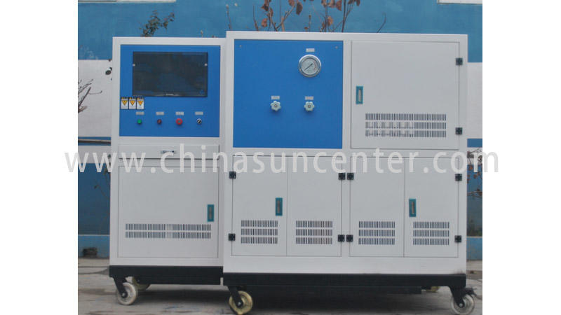 Suncenter automatic pipe pressure test pump brake for pressure test