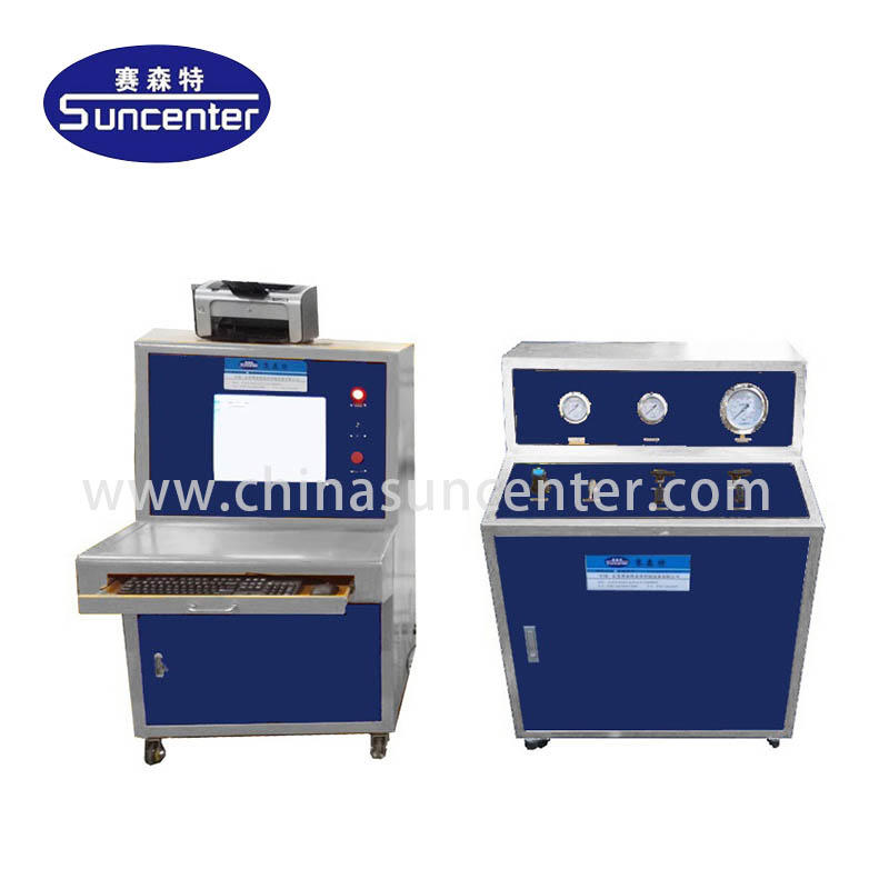 Air pressure (Air leakage) test machine