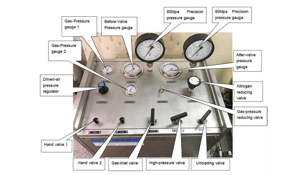 scientific hydro pressure tester test for factory-2