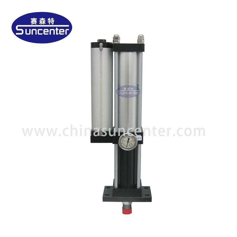 Pneumatic hydraulic oil cylinder