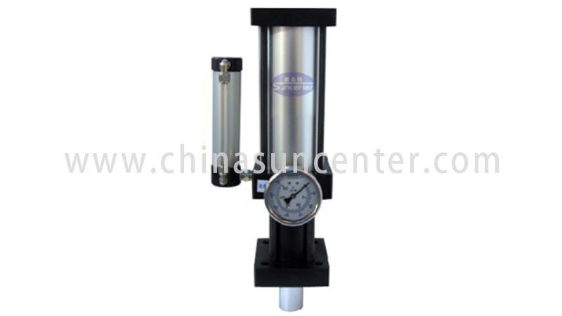 Suncenter power pneumatic cylinder price for-sale for electronic machinery-2