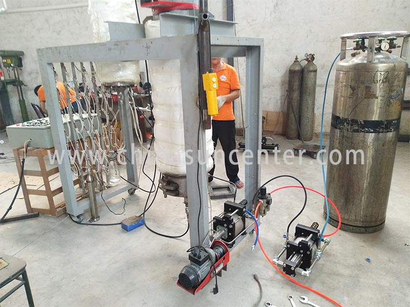 Suncenter-Best Lpg Pump And High Pressure Hydro Test Pump | Case