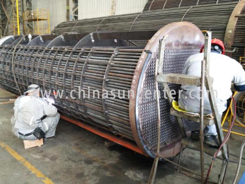 Heat exchangers manufacturing