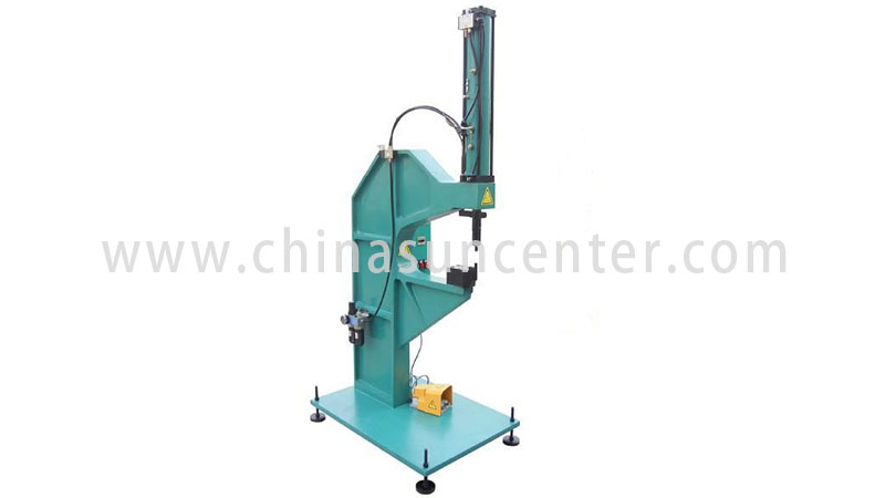 Suncenter advanced technology riveting machine overseas marketing-1