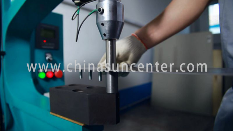 Suncenter advanced technology riveting machine overseas marketing-5