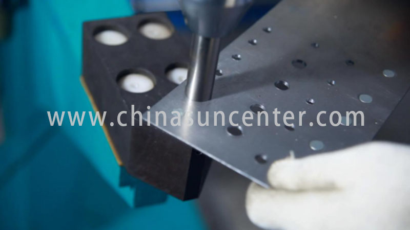 Suncenter advanced technology riveting machine overseas marketing-6