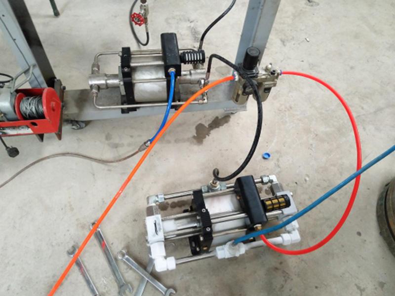 Liquid CO2 pump