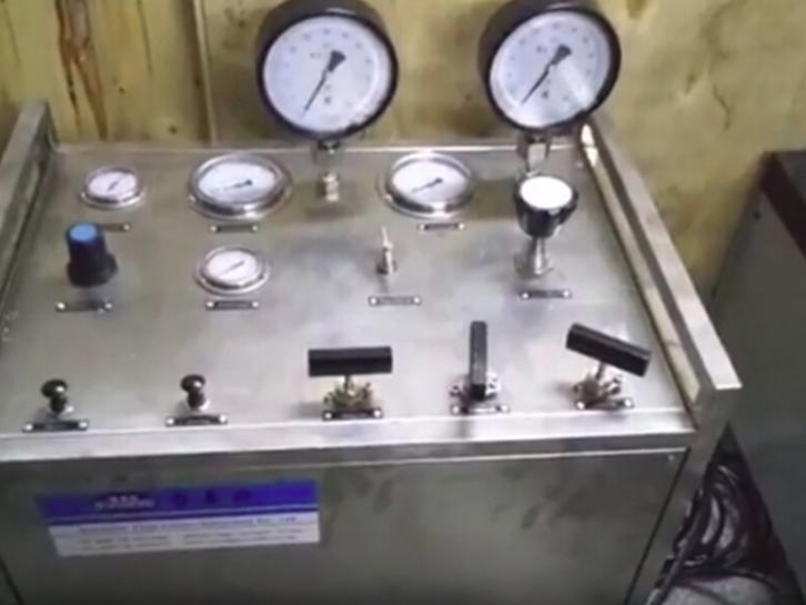 Suncenter portable safety valve test bench,safety relief valve test bench