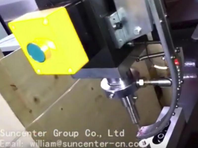 Hydropneumatic Press machine