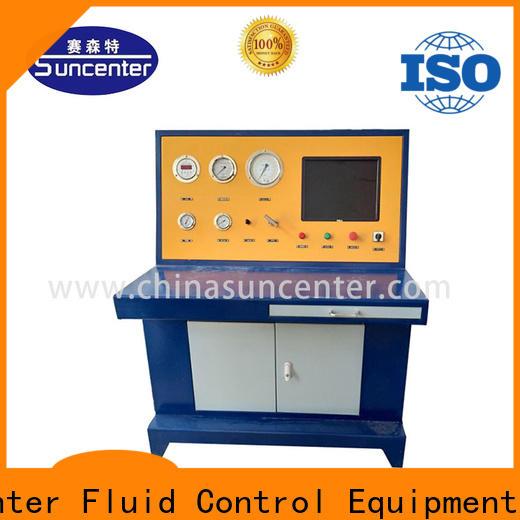Suncenter long life hydrostatic testing manufacturer for metallurgy