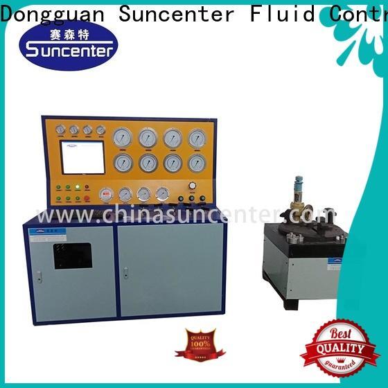 Suncenter hot-sale gas pressure test