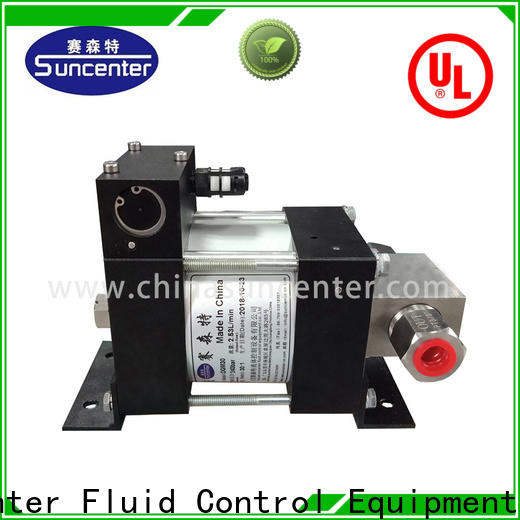Suncenter dggd air driven hydraulic pump factory price forshipbuilding
