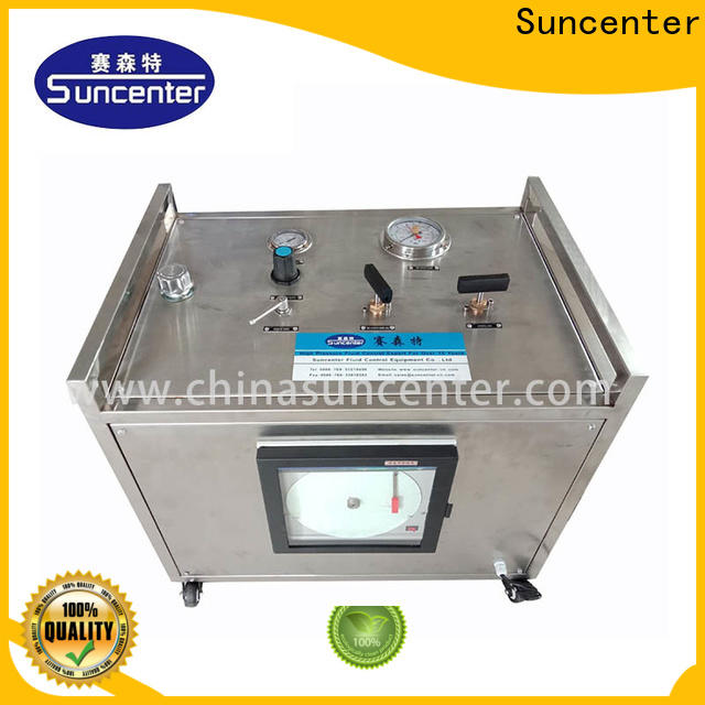 Suncenter energy saving hydrostatic test pump producer for machinery