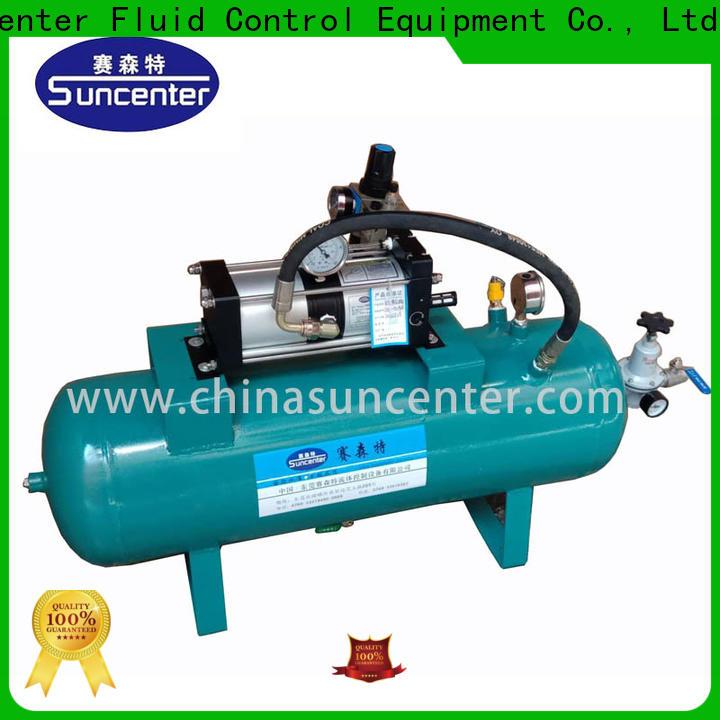 Suncenter durable high pressure air pump type for pressurization