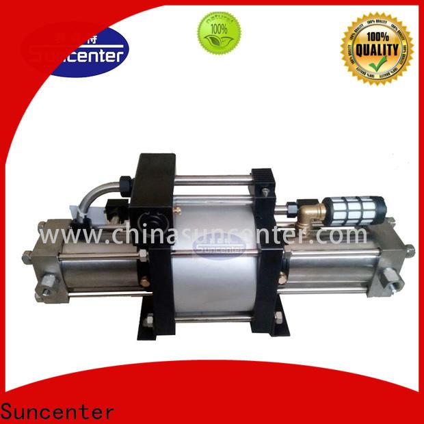 Suncenter pressure nitrogen pumps type for safety valve calibration