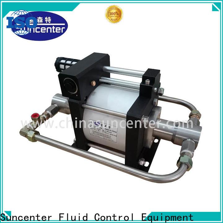 Suncenter pump booster pump system manufacturers for natural gas boosts pressure