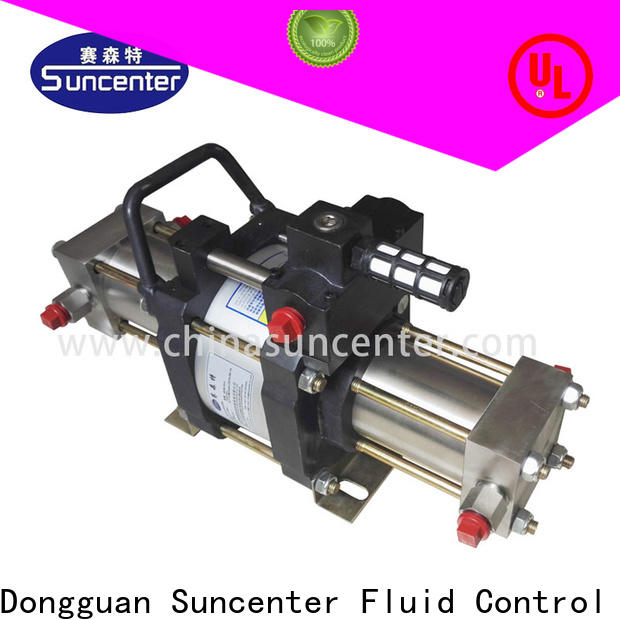 Suncenter durable nitrogen pump at discount for natural gas boosts pressure