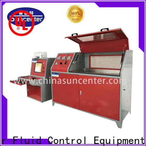 automatic hydrotest pressure burst application for pressure test