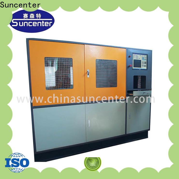 Suncenter high-quality pressure test pump application for flat pressure strength test