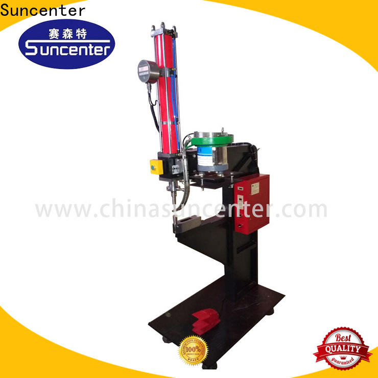 Suncenter power riveting machine order now