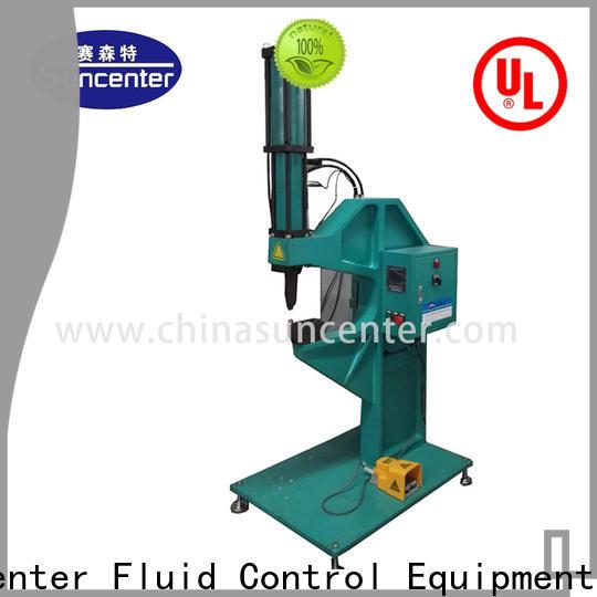Suncenter rivetless riveting machine bulk production